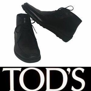Tod's Shoes - Tod'sMens/Womens City Gommino Leather Ankle Boot